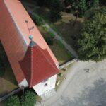 Drona foto Durbes baznīca